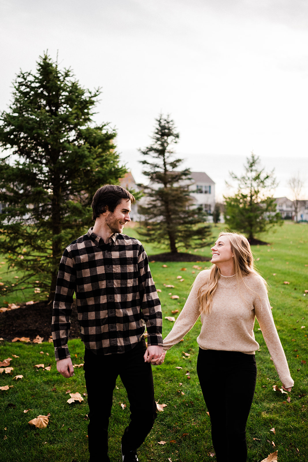 Kyle + Leigh Ann Christmas Photos 2